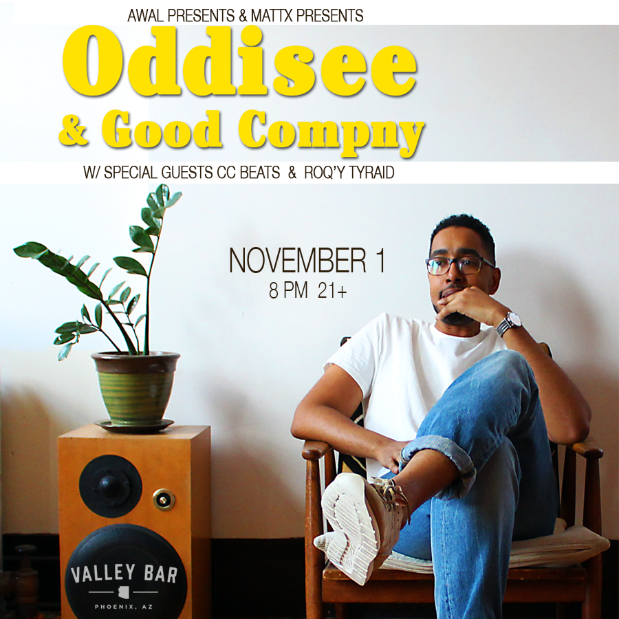 Mattx Presents Oddisee
